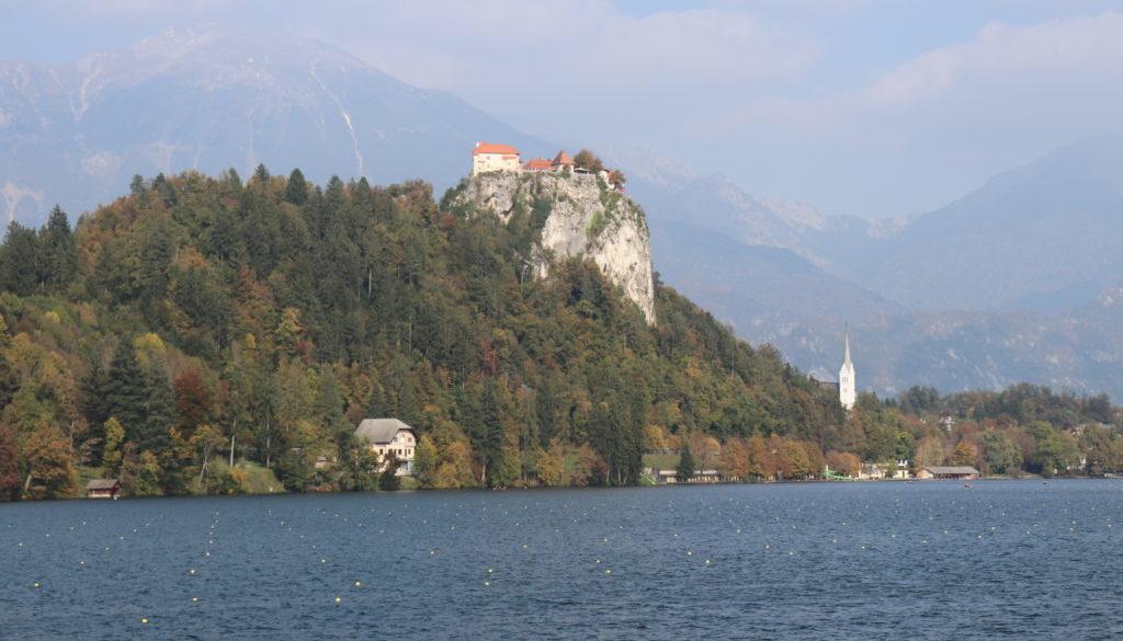 Lake Bled Castle – feel like a Princess!