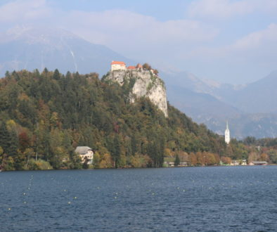 Lake Bled Castle – feel like a Princess!